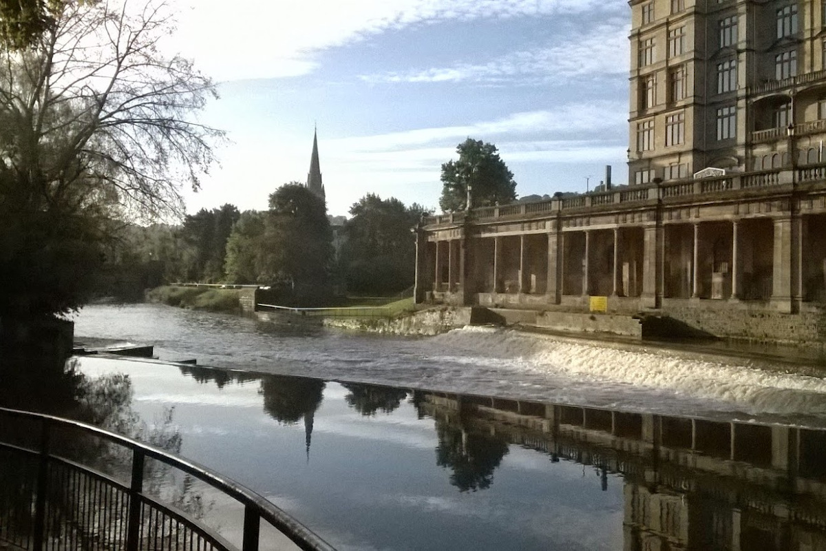Bath City, Home of Emmanuel Church